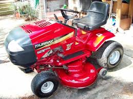 murray riding lawn mower battery charger