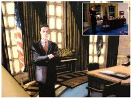 office design obama goofs off in the oval office 18 oval office