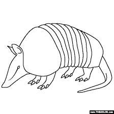 jungle animals coloring pages 1