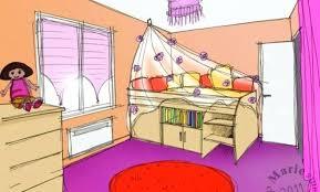 dessiner une chambre en perspective dessin chambre en perspective awesome dessiner une chambre en