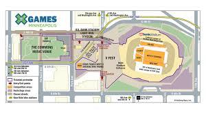 Minnesota Map Mall Of America Minnesota Map Inside Parking Grahamdennis Me