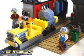 lego 4204 gold mine review lego reviews u0026 videos