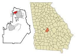 Zip Code Map Georgia by Centerville Georgia Wikipedia