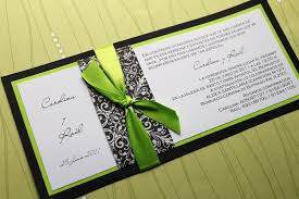 green wedding invitations green wedding invitations rectangle landscape black white floral