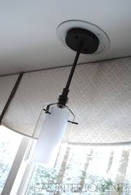 Convert Recessed Light To Pendant with Recessed Light To Pendant Conversion Kit With Worth Home Products