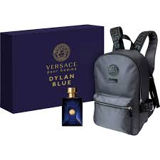 Versace Bedroom Set Versace Dylan Blue Eau De Toilette And Backpack Gift Set Gifts
