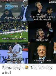 Real Memes - 6350 wil 2 1 rma footballmemesinsta e powerade pc real madrid down