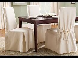 dining table chair covers dining room chair covers youtube