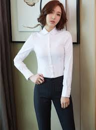 online get cheap women business suits formal office shirts work