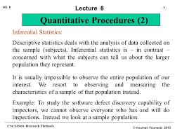 inferential statistics ppt video online download