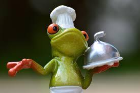 frog cooking eat kitchen gourmet wallpaper hd free sedang apa