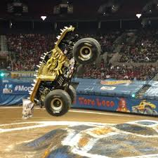 monster truck show portland oregon rip roaring fun at monster jam monsterjam over30mommy
