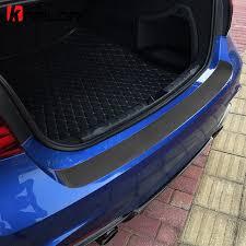 protection si e arri e voiture couleur auto pare chocs arrière tronc queue à lèvres protection en