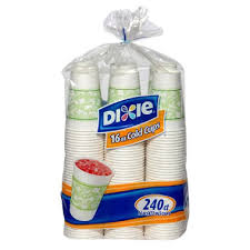 dixie cups dixie cold paper cups 16 oz 240 ct sam s club