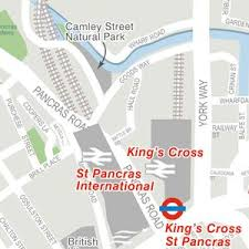 St Pancras Floor Plan St Pancras International Station London Nearby Hotels Shops And