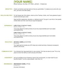 Resume Template Basic by Basic Resume Template Free Microsoft Word Templates Pics For