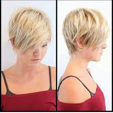 asymmetric fine hair bob hairstyle over 40 for round face for 2015 40 best short hairstyles for fine hair 2018 short haircuts for