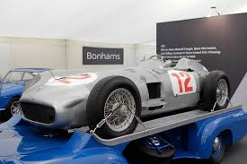 mercedes auction fangio s mercedes 1954 f1 car sold for 29 7 million at goodwood
