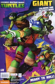 amazon teenage mutant ninja turtles giant coloring