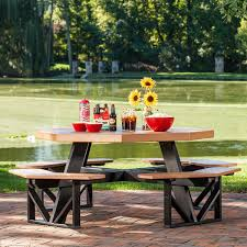 leisure craft picnic tables poly picnic tables kauffman family marketplace
