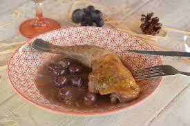 comment cuisiner une pintade cuisses de pintade au miel et aux petits raisins au fil du thym