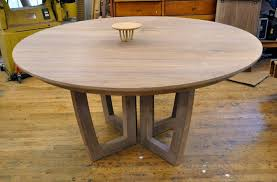 Round Dining Table With Leaf - Dining room table with leaf