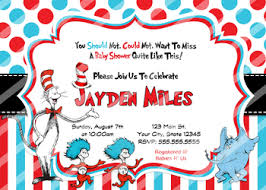 dr seuss baby shower invitations dr seuss baby shower invitations partyexpressinvitations