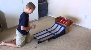 skee ball table plans diy skee ball game youtube