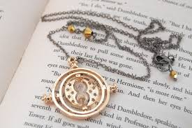 hermione necklace time images Golden time turner necklace harry potter gifts jpg
