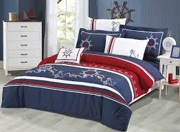 Nautical Twin Comforter Nautical Duvet Covers King Sweetgalas