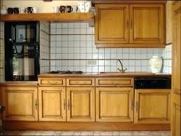 porte cuisine chene cuisine chene massif meuble bois clair moderne cuisine chene massif