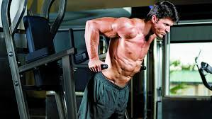 Bodybuilder Bench Press Dips Vs Bench Press Which Is Best For Building Chest Muscle