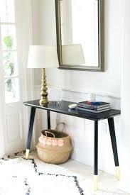 ikea sofa table entrance table ikea console table can be placed behind a sofa along