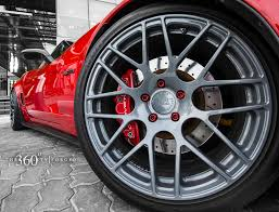 corvette caliper covers chevy corvette c6 on 360 forged wheels gallery chevy
