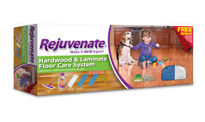 rejuvenate hardwood laminate floor care system mop kit