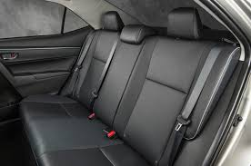 toyota corolla seats 2015 toyota corolla reviews and rating motor trend