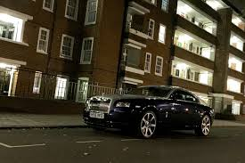 roll royce london starlight express rolls royce wraith versus the train