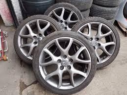 mazda 3 mps mazda 3 mps mkii mk2 wheels in harlow essex gumtree