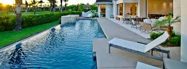 how to build an infinity pool the benefits of building a backyard