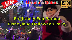 disneyland halloween party 2017