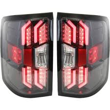 2001 silverado tail lights chevy silverado aftermarket led tail lights at monster auto parts