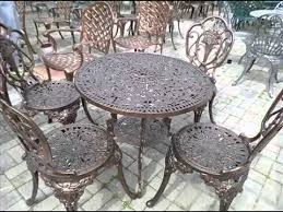 Cast Iron Garden Furniture I Cast Iron Metal Garden Furniture - Outdoor iron furniture