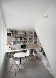 modern home library interior design awesome minimalist diy home library hubush modern white nuance