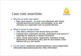supervision notes example homesteadschoolscom inclusive clinical