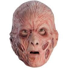 horror movie halloween masks top 5 worst freddy krueger halloween masks dirtyhorror com