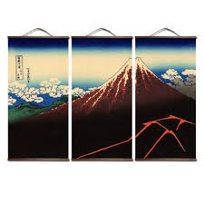 Wohnzimmer Japan Stil Online Shop Malerei Wandkunst Japanischen Stil Ukiyo E Kanagawa