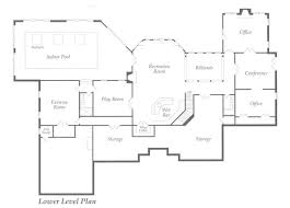 house plans with indooroutdoor pool homes zone