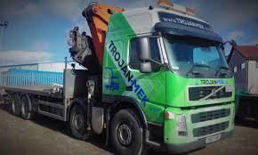 trojan mek industrial machinery transport u0026 installation service