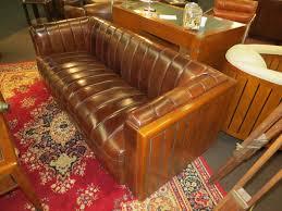 canapé grange la grange meubles neufs et anciens au conquet canapé cuir edward