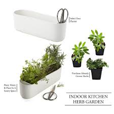 indoor herb garden for city living u2014 minck co